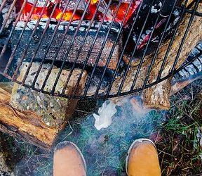 Les Timberland faux fur: chaussures à la mode